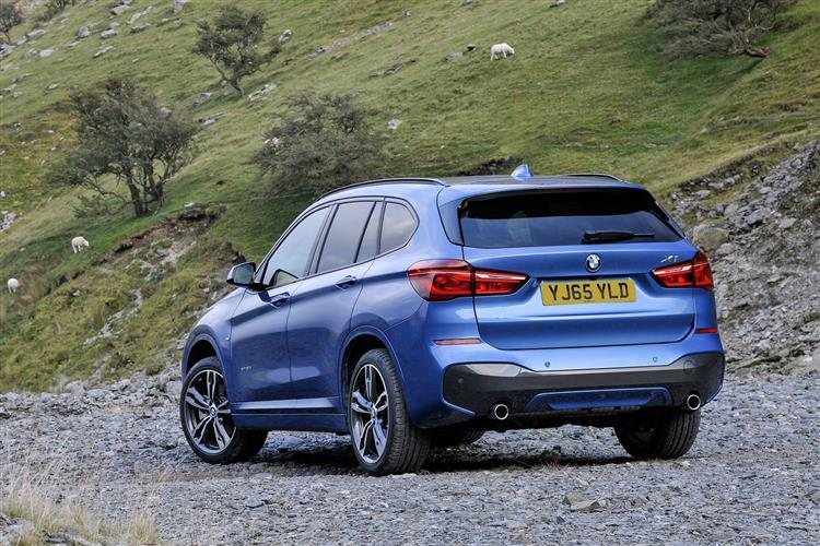 bmw x1 diesel estate xdrive 20d m sport 5dr car leasing and contract hire deals carlease. Black Bedroom Furniture Sets. Home Design Ideas