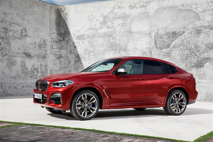 BMW X4 M xDrive X4 M Competition 5dr Step Auto [Ultimate]