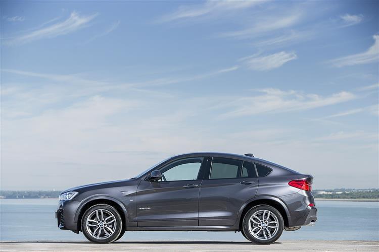 BMW X4 DIESEL ESTATE xDrive20d M Sport 5dr Step Auto