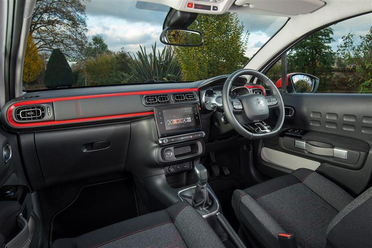 New Citroen C3 1 2 PureTech Feel 5dr Petrol Hatchback