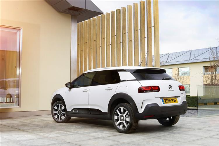 Citroen C4 Cactus 1.5 BlueHDi Feel 5dr Diesel Hatchback