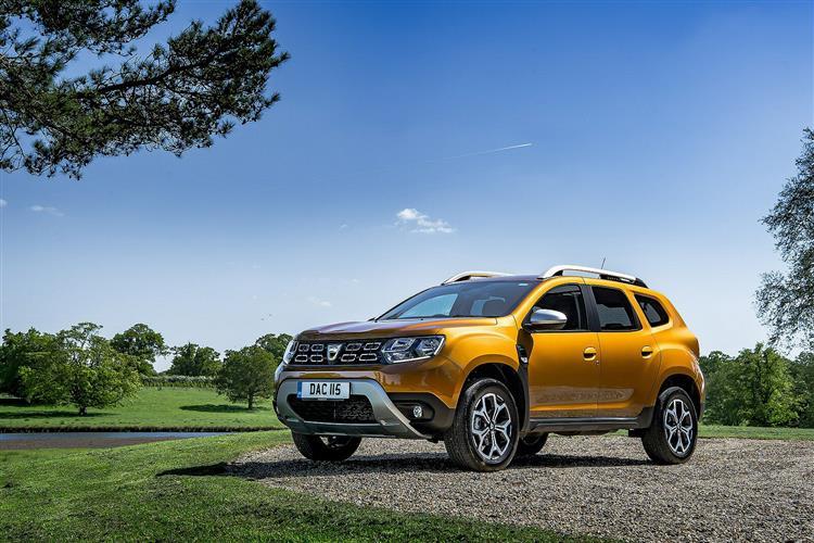 Dacia Duster 1.6 SCe Comfort 5dr Petrol Estate