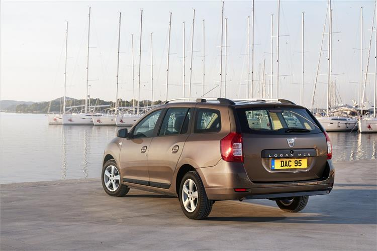 Dacia Logan 0.9 TCe Essential 5dr Petrol Estate