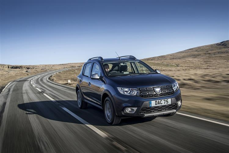 Dacia Sandero Stepway 0.9 TCe Comfort 5dr Petrol Hatchback