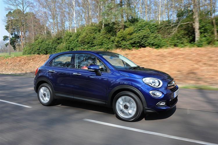 Car review 10774 fiat 500x for Interieur fiat 500x