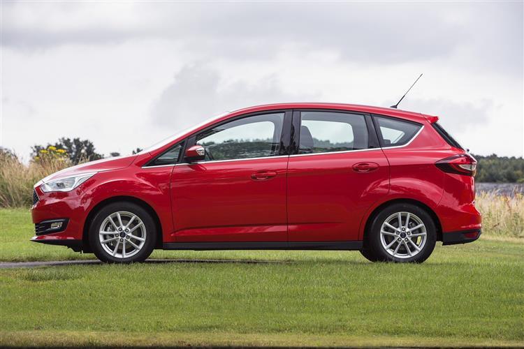 Ford C-MAX 1.5 EcoBoost Titanium 5dr Powershift Petrol Estate