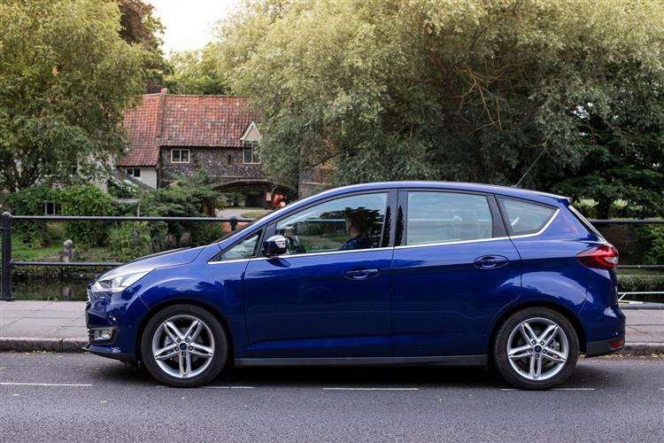 Ford C-MAX 1.0 EcoBoost Zetec Navigation 5dr Petrol Estate