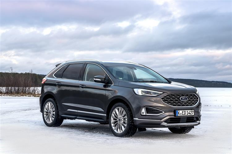 Review: Ford Edge Vignale