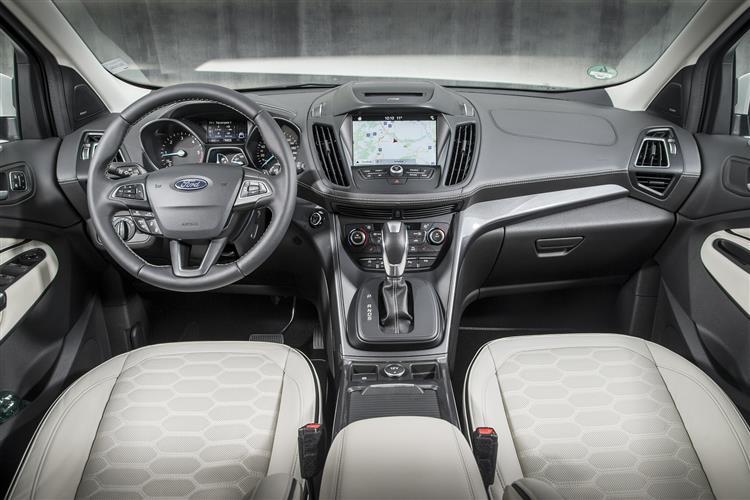 Ford Kuga Vignale >> New Ford Kuga Vignale 2 0 Tdci 180 5dr Auto Diesel Estate