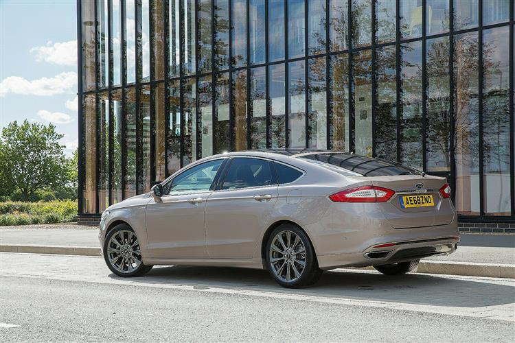 Ford Mondeo Vignale 2.0 EcoBlue 190 [Lux] 5dr Powershift AWD Diesel Hatchback