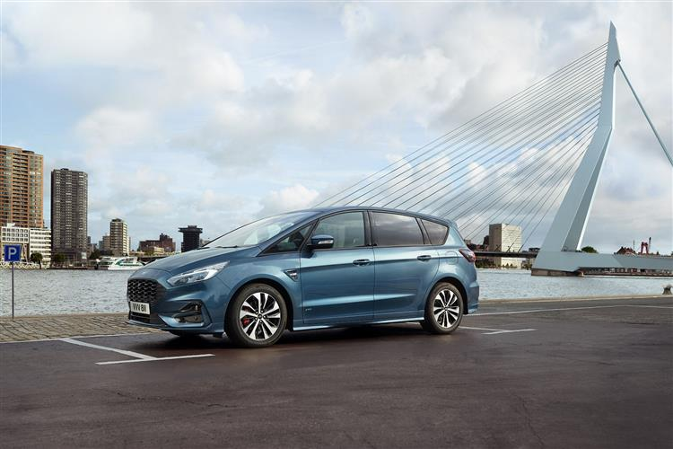 Ford S-MAX 2.0 EcoBlue 190 ST-Line [Lux Pack] 5dr Auto Diesel Estate