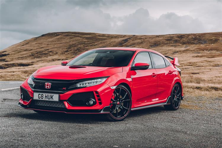 Honda Civic Type R 2.0 VTEC Turbo Type R 5dr Petrol Hatchback