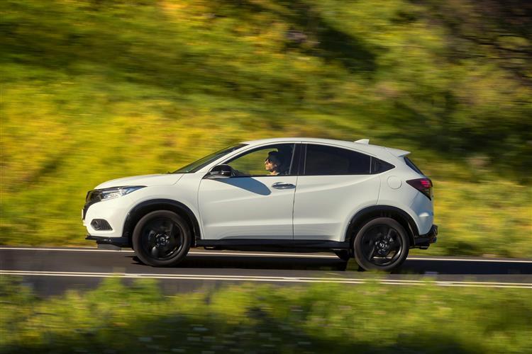 Honda HR-V 1.5 i-VTEC SE CVT 5dr Petrol Hatchback