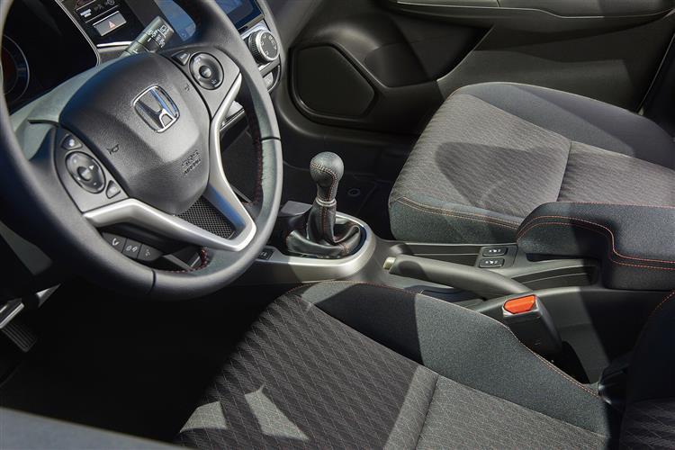 Honda Jazz 1.3 i-VTEC S 5dr CVT Petrol Hatchback