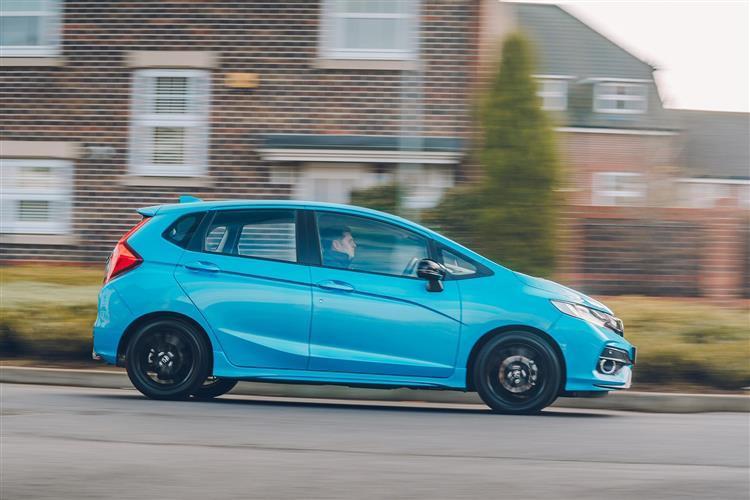 Honda Jazz 1.5 i-VTEC Sport 5dr CVT Petrol Hatchback