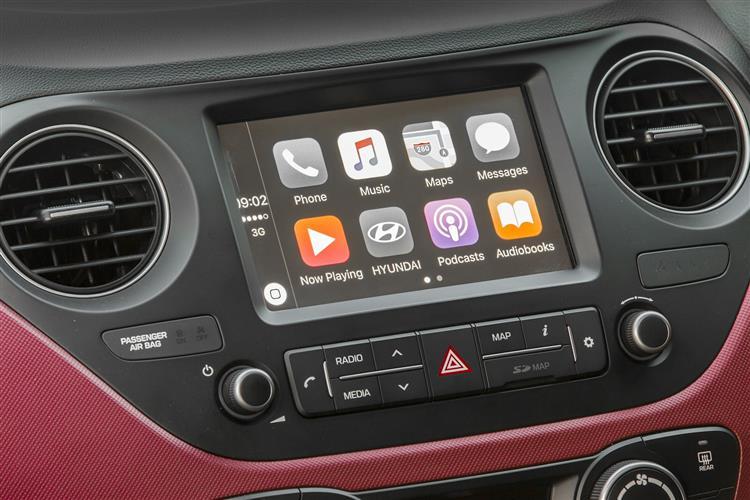 Hyundai i10 1.2 Premium 5dr Petrol Hatchback