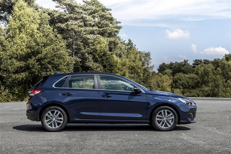 Hyundai i30 1.0T GDI SE Nav 5dr Petrol Hatchback