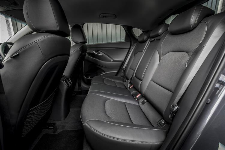 Hyundai i30 1.4T GDI N Line+ 5dr DCT Petrol Hatchback