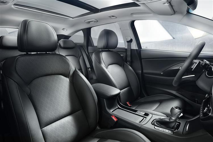 Hyundai i30 1.6 CRDi [115] Premium SE 5dr Diesel Estate