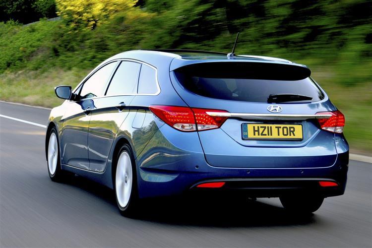Hyundai i40 1.6 CRDi [136] Premium 5dr DCT Diesel Estate