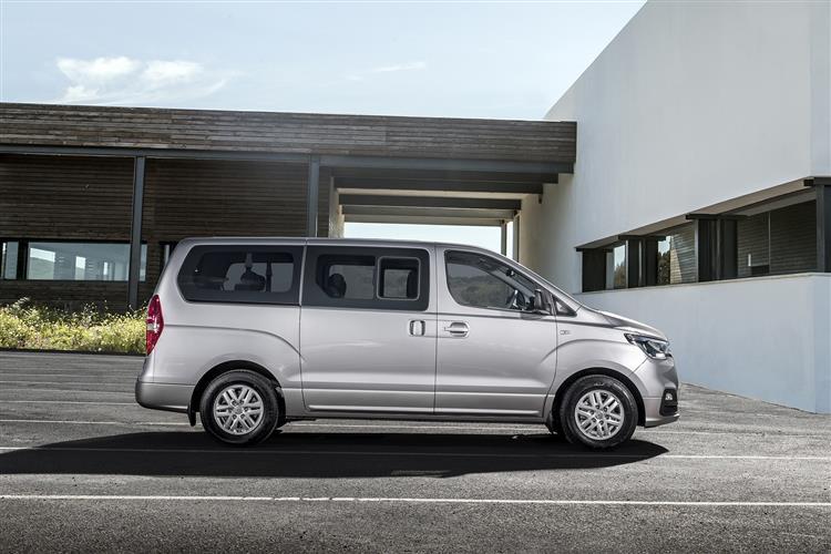 Hyundai i800 2.5 CRDi SE Nav 5dr Diesel Estate