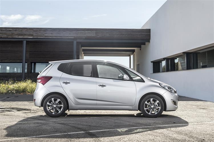 Hyundai ix20 1.6 Premium Nav 5dr Auto Petrol Hatchback