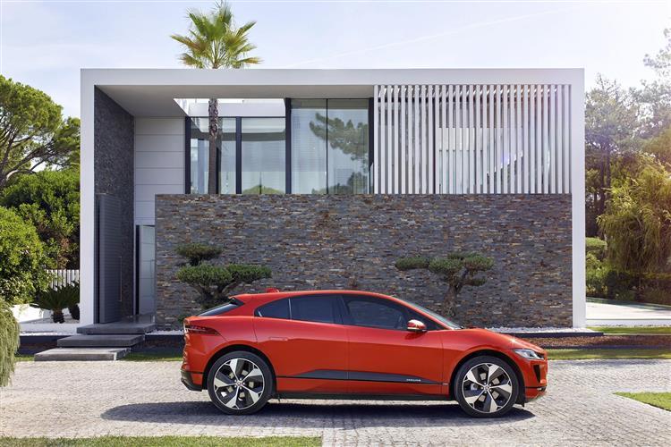 Jaguar I-Pace 294kW EV400 HSE 90kWh 5dr Auto Electric Estate