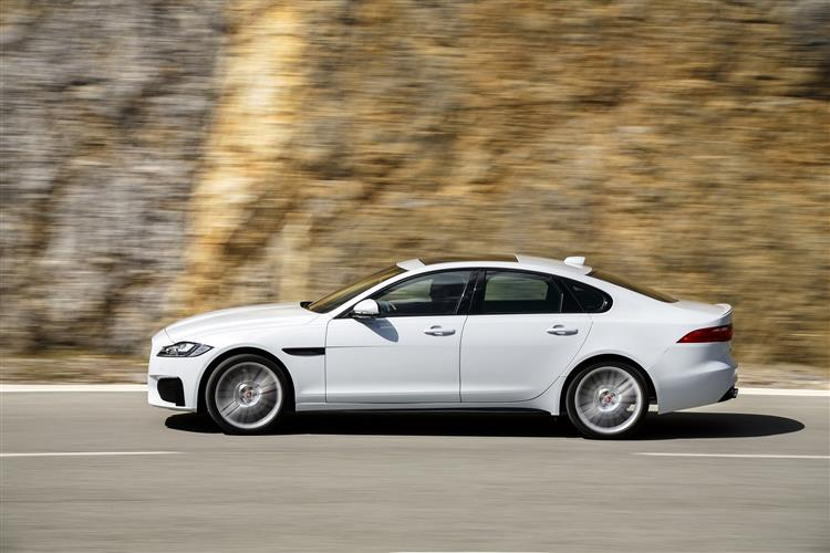 Jaguar XF 2.0i [250] Chequered Flag 4dr Auto Petrol Saloon