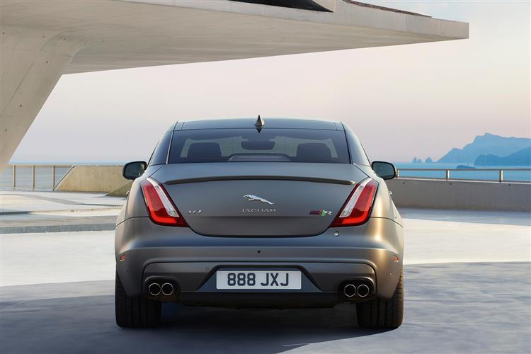 Jaguar XJ 3.0d V6 Autobiography 4dr Auto [LWB] Diesel Saloon