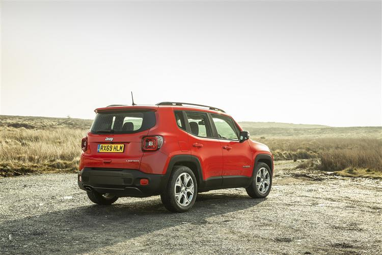 Jeep Renegade 1.0 T3 GSE Limited 5dr Petrol Hatchback
