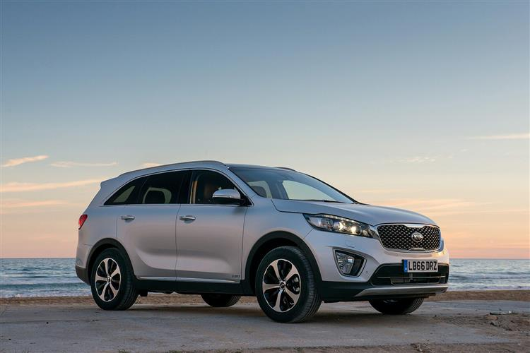 Review: Kia Sorento