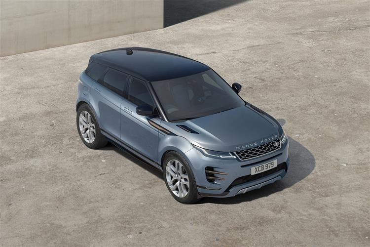 Land Rover Range Rover Evoque 2.0 P250 R-Dynamic HSE 5dr Auto Petrol Hatchback