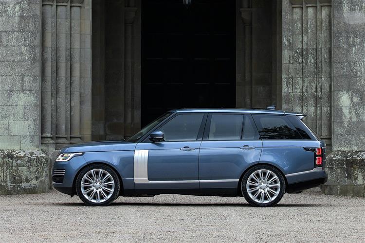 Land Rover Range Rover 4.4 SDV8 Vogue SE 4dr Auto Diesel Estate