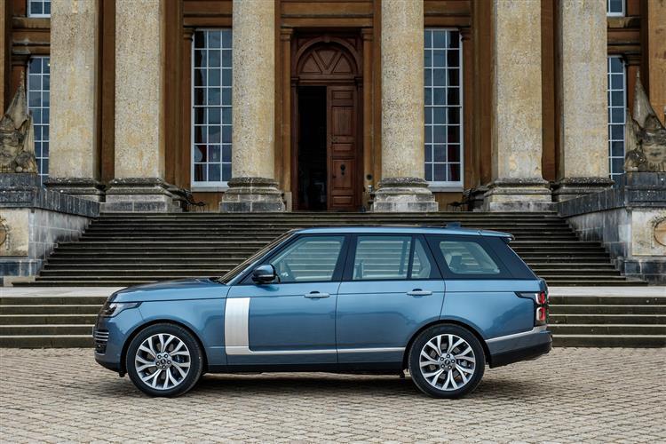 Land Rover Range Rover 2.0 P400e Vogue SE 4dr Auto Estate
