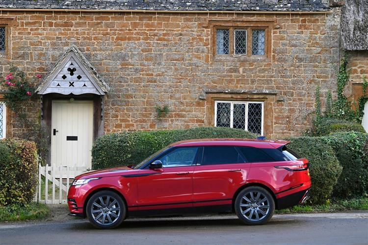 Land Rover Range Rover Velar 3.0 D300 R-Dynamic SE 5dr Auto Diesel Estate