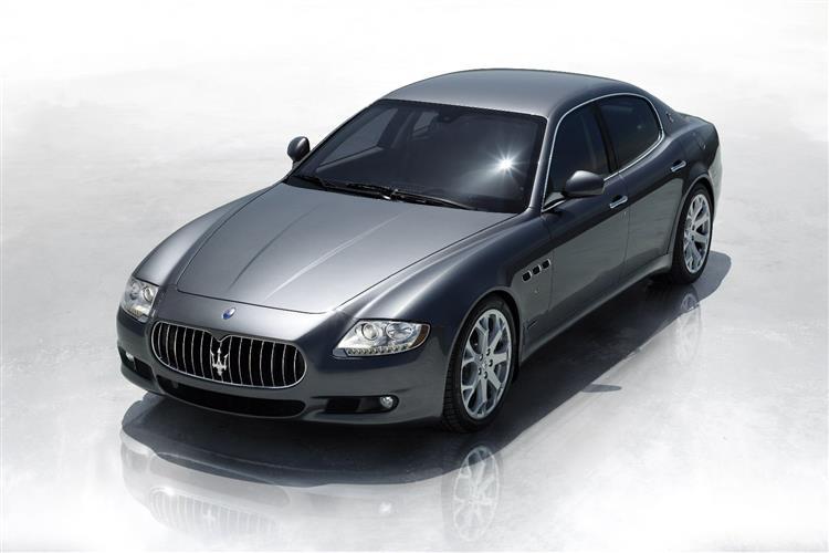 car review 208049 maserati quattroporte range 2004. Black Bedroom Furniture Sets. Home Design Ideas