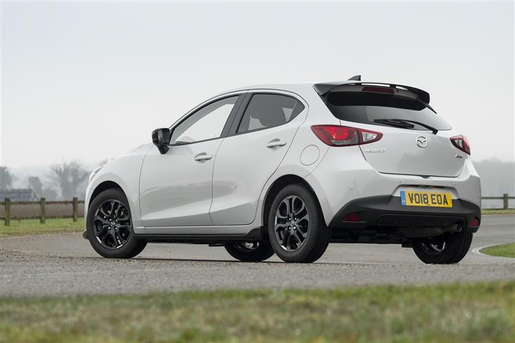Mazda 2 1.5 Skyactiv-G Sport Nav 5dr Petrol Hatchback