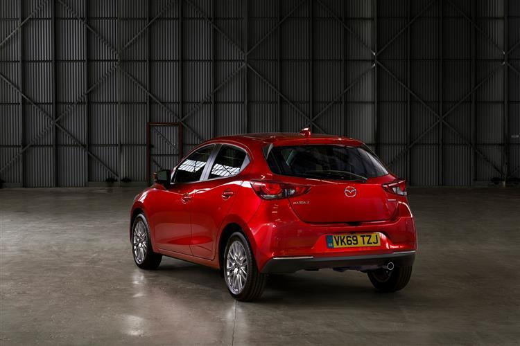 Mazda 2 1.5 Skyactiv-G GT Sport Nav 5dr Petrol Hatchback