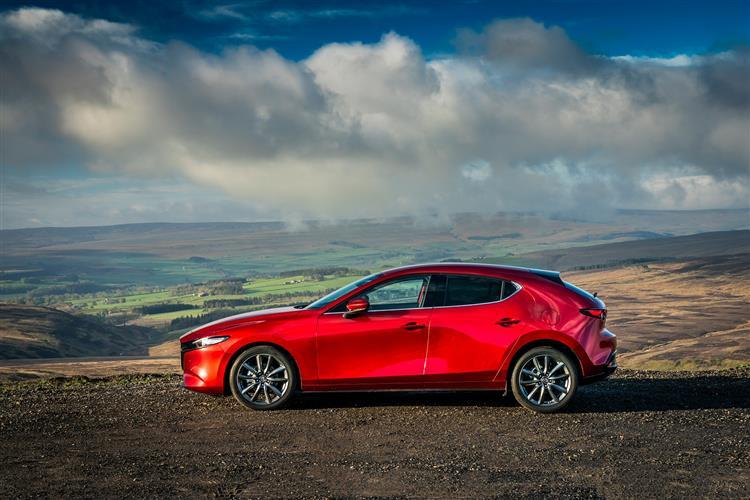 Mazda 3 1.8 Skyactiv-D SE-L 5dr Auto Diesel Hatchback