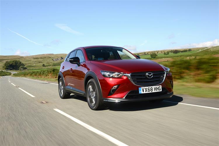 Mazda CX-3 2.0 Sport Nav + 5dr Auto Petrol Hatchback