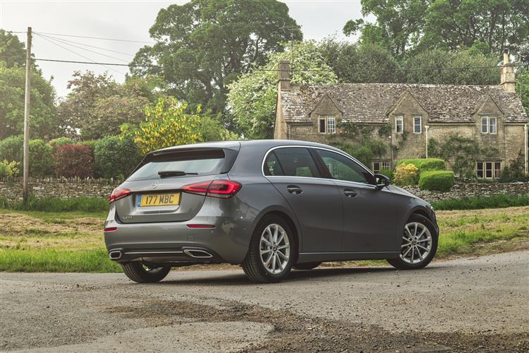 New Mercedes Benz A Class A200 Amg Line Executive 5dr Auto Petrol