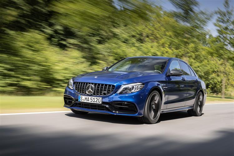 Mercedes-AMG C-Class C63 Premium Plus 5dr 9G-Tronic Petrol Estate