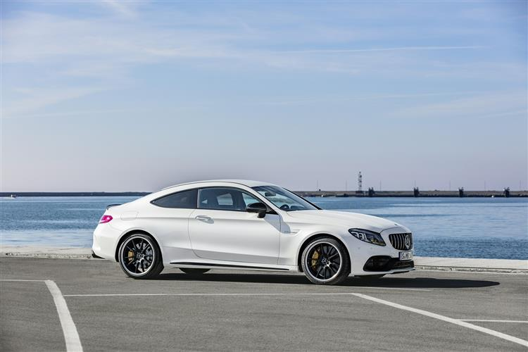Mercedes-AMG C-Class C63 S 2dr 9G-Tronic Petrol Coupe