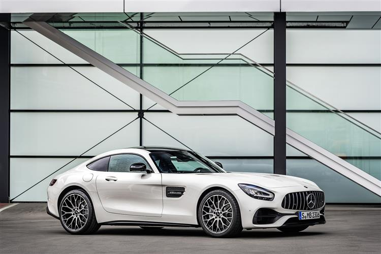 Mercedes-AMG Mercedes-AMG GT GT C 2dr Auto Petrol Coupe