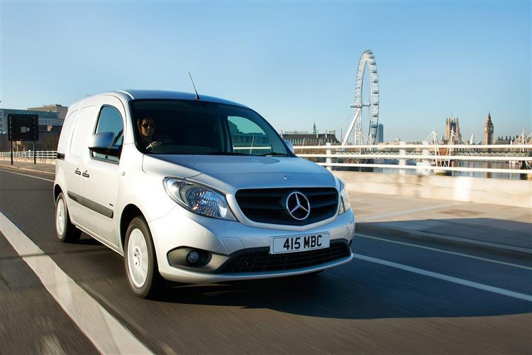 Mercedes-Benz Citan Long Diesel 109CDI Van