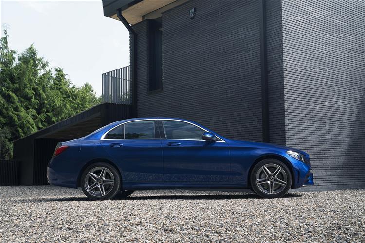 Mercedes-Benz C-Class C200 SE Executive Edition 5dr 9G-Tronic Petrol Estate