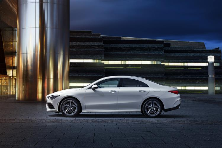 Mercedes-AMG CLA 45 Night Edition Plus 4Matic 4dr Tip Auto Petrol Saloon