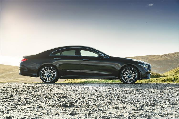Mercedes-AMG CLS Coupe CLS 53 4Matic+ 4dr TCT Petrol Saloon