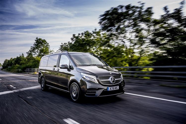 New Mercedes-Benz V-Class V220 d Sport 5dr Auto [Long] Diesel Estate