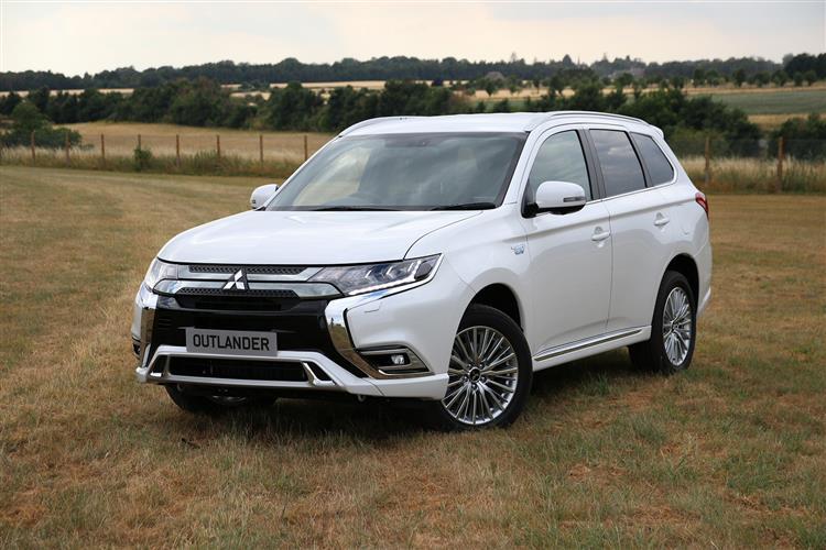 Car Review Mitsubishi Outlander Phev